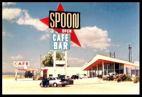 Roadside Spoon, out along the information highway